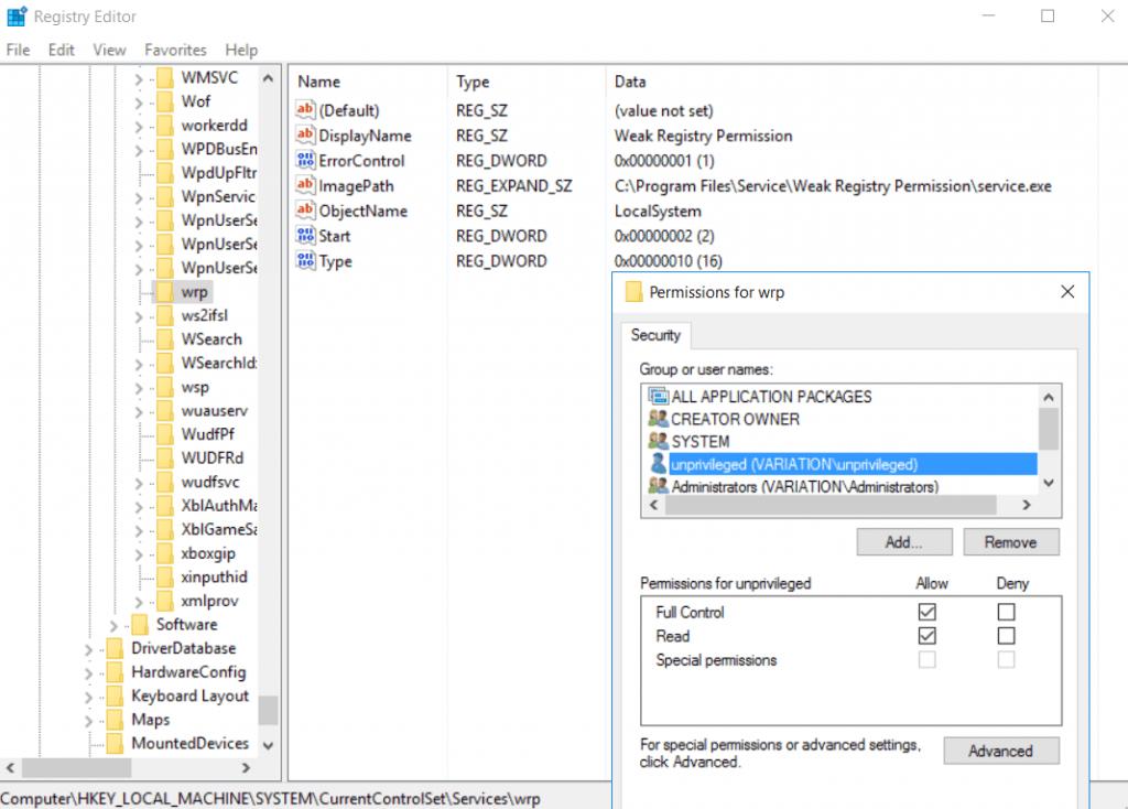 Windows Sistemlerde Yanlış Servis Yapılandırmalarından Kaynaklanan Privilege Escalation İşlemleri
