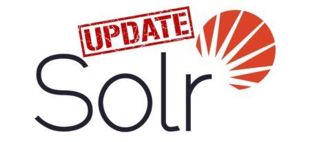 Apache Solr Güncelleme Yayınladı #30