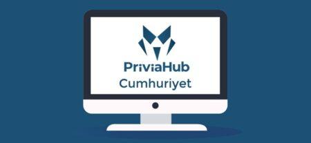 PriviaHub Cumhuriyet Makinesi Çözümü