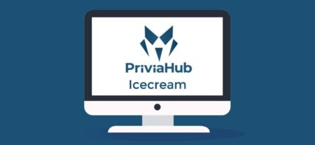 PriviaHub Icecream Makinesi Çözümü