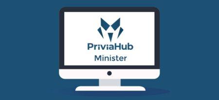 PriviaHub Minister Makinesi Çözümü