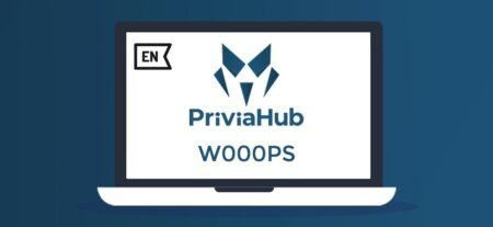 "PriviaHub ""W000PS"" Machine Solution"