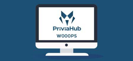 PriviaHub W000PS Makinesi Çözümü