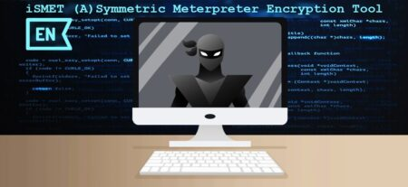 iSMET (A)Symmetric Meterpreter Encryption Tool