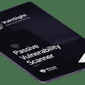 VulnSight Pasif Zafiyet Tarama Aracı